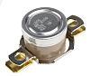 Honeywell NC 10 A Bi-Metallic Thermostat, Opens at+50°C