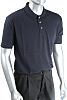 Dickies Navy Men's Cotton Short Sleeved Polo, UK-