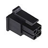 43025-0400 - Molex Female Connector Housing - MICRO-FIT