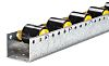 Interroll Heavy Duty Conveyor Roller, 962mm x 74mm
