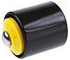 Interroll Polyamide Round Flanged Conveyor Roller 50mm x