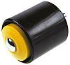 Interroll Polyamide Round Plain Conveyor Roller 50mm x