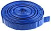 RS PRO PVC Flexible Tubing, Blue, 29mm External