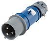 MENNEKES, PowerTOP IP44 Blue Cable Mount 2P+E Industrial