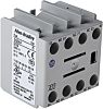 Allen Bradley Auxiliary Contact - 2NO/2NC, 4 Contact,