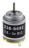 RS PRO DC Motor, 2.51 W, 1.5 →