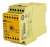 Pilz PNOZ X 24 V dc Safety Relay -  Dual Channel With 2 Safety Contacts , Automatic, Manual, Monitored Reset