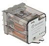 Finder 3PDT Non-Latching Relay Plug In, 230V ac