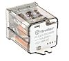 Finder, 230V ac Coil Non-Latching Relay 3P-NO, 16A