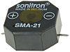 Sonitron 85dB, SMD Continuous Internal Buzzer