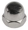 RS PRO Stainless Steel, Hex Nut, M10