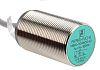 Pepperl + Fuchs M30 x 1.5 Inductive Proximity Sensor - Barrel, PNP Output, 10 mm Detection, IP67