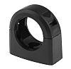 Adaptaflex Cable Clip Black Screw Nylon Conduit Clip,
