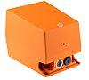Fém lábkapcsoló IP66 Ipari alkalmazású, Fém burkolat, NO/NC, 270 mA 250 V DC esetén, 3 A 240 V AC esetén, 250V, 240V