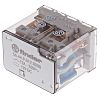 Finder, 12V dc Coil Non-Latching Relay 4PDT, 12A