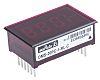 Murata Power Solutions Digital Voltmeter, LED Display 3.5-Digits,