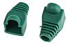 RS PRO RJ45 RJ Connector Colour Sleeve, Green