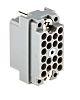 EDAC, 516 Heavy Duty Power Connector, Male, Straight,