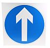 RS PRO Arrow ONE WAY Sign Plastic, 450