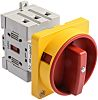 Allen Bradley 3 Pole Panel Mount Non Fused Isolator Switch - 32A Maximum Current, 15kW Power Rating, IP65