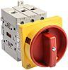 Interruptor de aislamiento sin fusible, 3, Corriente 63 A, Potencia 22 kW, IP66