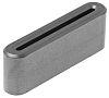 Richco Ferrite Flat Cable Ferrite Core, 21 max. wires, Fixed, Inner dims. 27 x 1.3mm