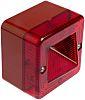 e2s L101X Red Xenon Beacon, 24 V ac/dc,