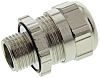 ABB M16 Cable Gland, Nickel Plated Brass, IP68