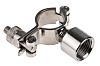 Dairy Pipe Lines Stainless Steel Hinged Pipe Clamp