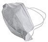 RS PRO White Polypropylene Face Mask 3 Ply,