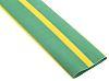 RS PRO Halogen Free Heat Shrink Tubing, Green