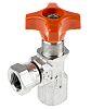 RS PRO Hydraulic Pressure Gauge Isolation Valve, G