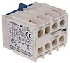 Schneider Electric Auxiliary Contact - 4NC, 4 Contact,