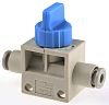 SMC Rotary Knob 3/2 Pneumatic Manual Control Valve