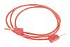 Multi Contact 2 mm Test lead, 10A, 30