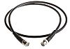 RS PRO Black Coaxial Cable, 75 Ω