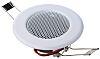 Visaton White Ceiling Speaker, DL 5 8 OHM