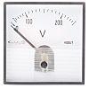 HOBUT AC Analogue Voltmeter, 250V
