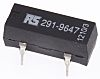 SPNO Reed Relay, 0.5 A, 24V dc