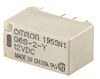 Omron, 12V dc Coil Non-Latching Relay DPDT, 2A Switching Current PCB Mount, 2 Pole, G6S-2-Y 12DC