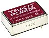 TRACOPOWER TEN 5 6W Isolated DC-DC Converter Through Hole, Voltage in 18 → 36 V dc, Voltage out 12V dc