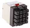Schneider Electric, 24V ac Coil Non-Latching Relay 4PDT,