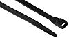 Legrand Black Cable Tie PA 12, 180mm x 6 mm