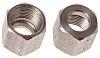 S/steel sleeve nut,8mm