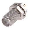 Straight 50Ω RF Adapter BNC Socket to UHF