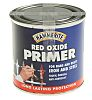 Hammerite Anti-Corrosion, Primer Smooth Red Paint, 250ml Tin
