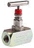 RS PRO Line Mounting Hydraulic Flow Control Valve,