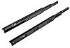 Accuride Steel Drawer Slide, 350mm Closed Length, 45kg