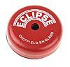 Eclipse 38.1mm Threaded Hole M4 Aluminium Alloy Pot Magnet, 13kg Pull