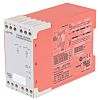 Broyce Control Phase, Temperature Monitoring Relay With DPST